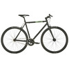 FIXIE Inc. Blackheath - Vélo de ville - Noir/kaki